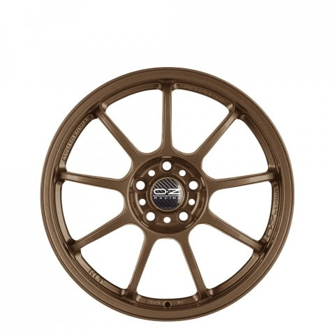 Alleggerita HLT - Matt Bronze Wheels