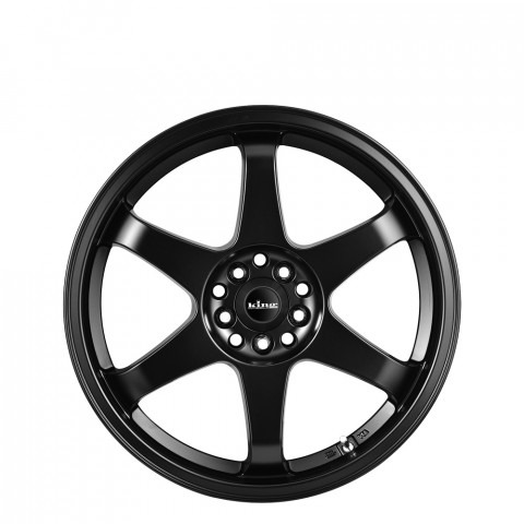 Katana - Black Satin Wheels