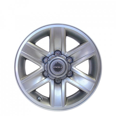 RTX - Billet Silver Wheels