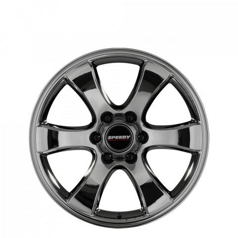 Grande - Liquid Black Wheels