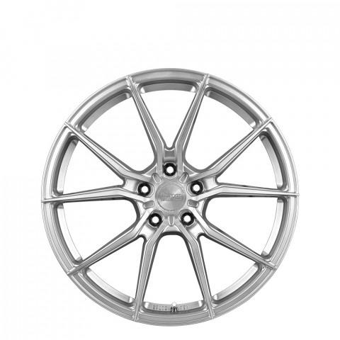 Venom - Silver Brushed Wheels