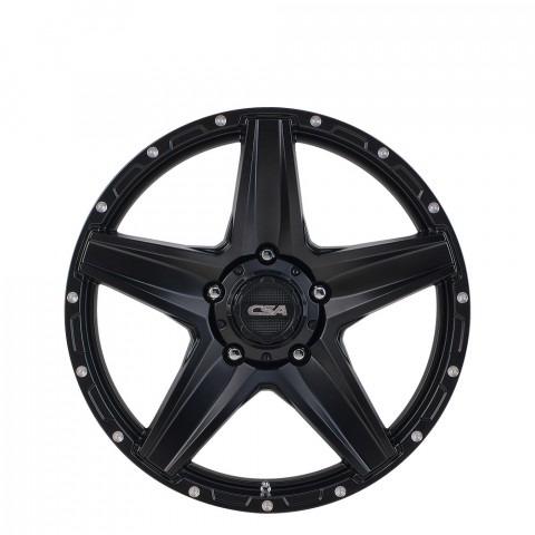 Stealth - Satin Black Wheels