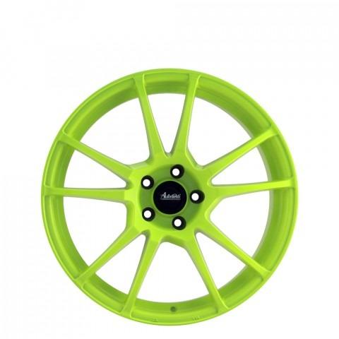 Samurai - Yellow Wheels