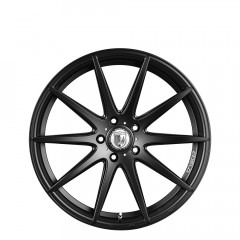 Vice - Matte Black wheels