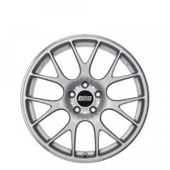 CH-R - Brilliant Silver wheels