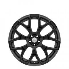 Ashford - High Gloss Gunmetal W/Gloss Black Face wheels