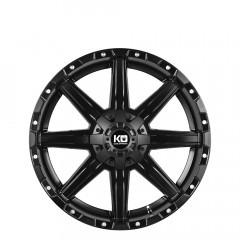 Blade - Satin Black wheels