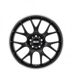 CH-R - Satin Black wheels
