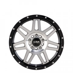 Renegade - Black M-Face SC wheels