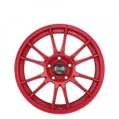 Ultraleggera HLT - Matt Red wheels