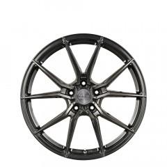 Venom - Gunmetal Dark Tint wheels