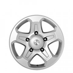 Territory - Silver wheels