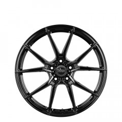 Venom - Gloss Black wheels