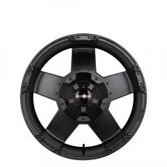 Moonshine - Satin Black wheels