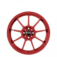 Alleggerita HLT - Red wheels