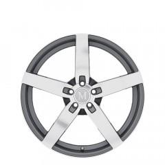 Arrow - Gunmetal Mirror Cut Face wheels