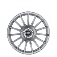 Superturismo Dakar - Matt Race Silver + Black Lettering             wheels