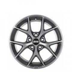 SR - Satin Himalaya Grey wheels