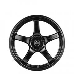 GT88 - Matte Black wheels