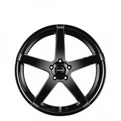 Hostile - Gloss Black wheels