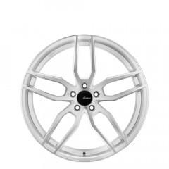 Mainz - Silver/Full Polish wheels