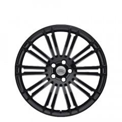 Manor - Gloss Black wheels