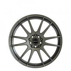 Azzuro - Gun Metal wheels