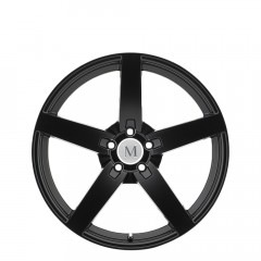 Arrow - Matte Black wheels