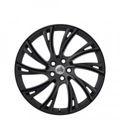 Noble - Matte Black wheels