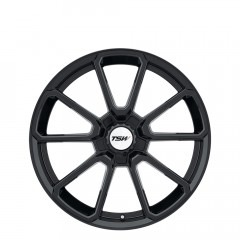 Sonoma - Gloss Black  (Black Hex Nut) wheels