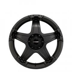 Spur - Satin Black wheels