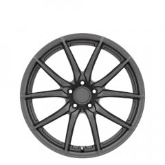 Sprint - Gloss Gunmetal wheels