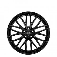 Italia 150 - Matt Black wheels