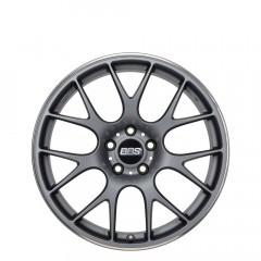 CH-R - Satin Titanium wheels