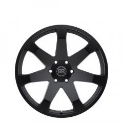 Mozambique - Matte Black wheels