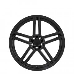 Gerade - Matte Black wheels