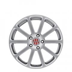 Zehn - Hyper Silver wheels