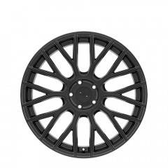Stabil - Matte Black wheels