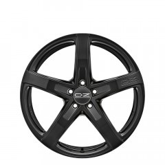 Monaco HLT - Matt Black wheels