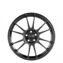Ultraleggera HLT - Matt Graphite Silver wheels