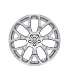 Ashford - Silver W/Mirror Cut Face wheels
