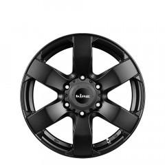 Avenger 6 - Satin Black wheels