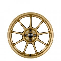 Alleggerita HLT - Race Gold wheels