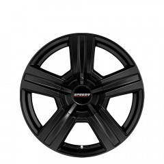 Liberator - Satin Black wheels