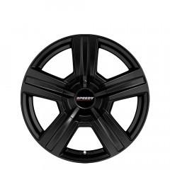 Liberator - Satin Black wheels