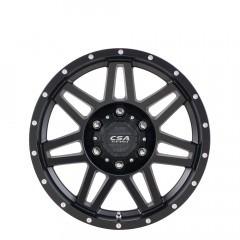 Renegade - Satin Black wheels