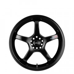 Kobia - Satin Black wheels
