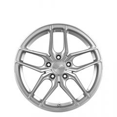Taro - Silver Brushed wheels