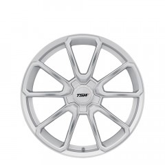 Sonoma - Silver W/Mirror Cut Face (Silver Hex Nut) wheels