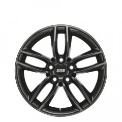 SX - Crystal Black wheels
